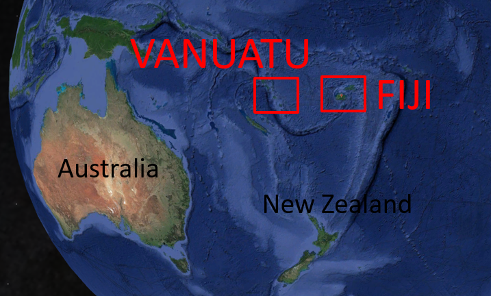 Dead storm hunting fiji and vanuatu broader impacts group fiji and vanuatu are island nations in the tropical south pacific gumiabroncs Gallery