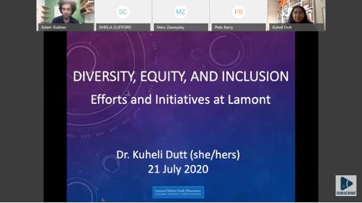 K. Dutt presentation