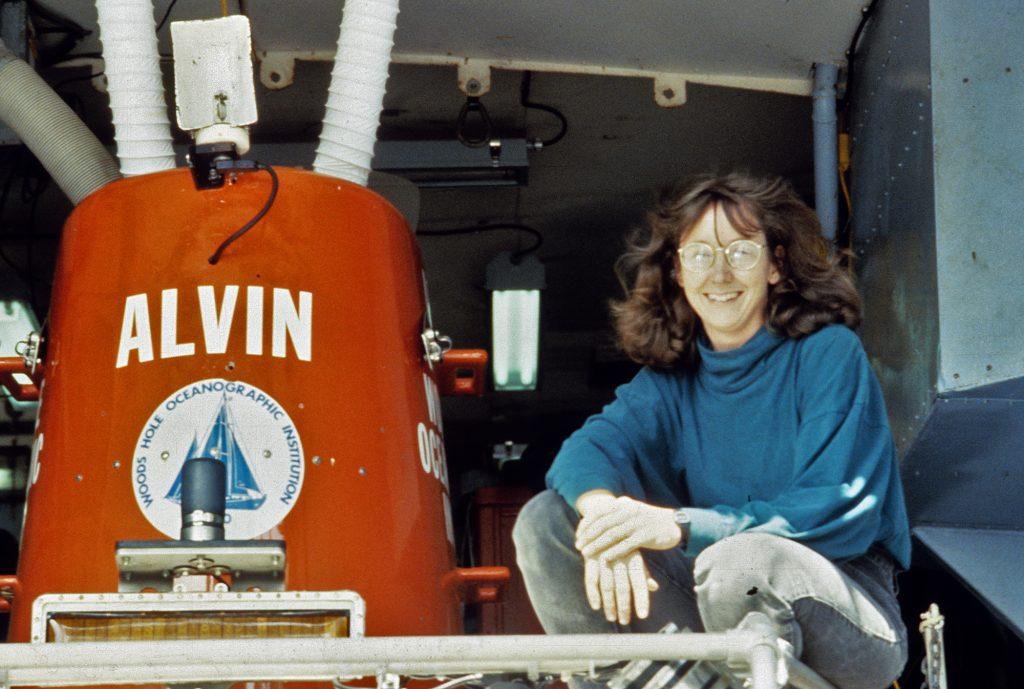 Cindy Van Dover