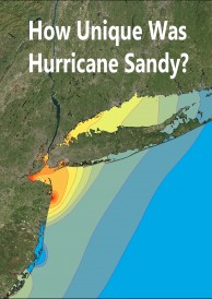 How Unique Was Hurricane Sandy