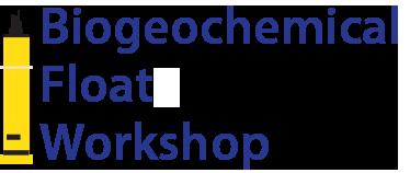 BGC Profiling Floats Workshop
