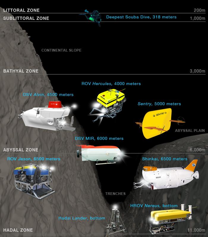 Hades ocean zones sciox Choice Image