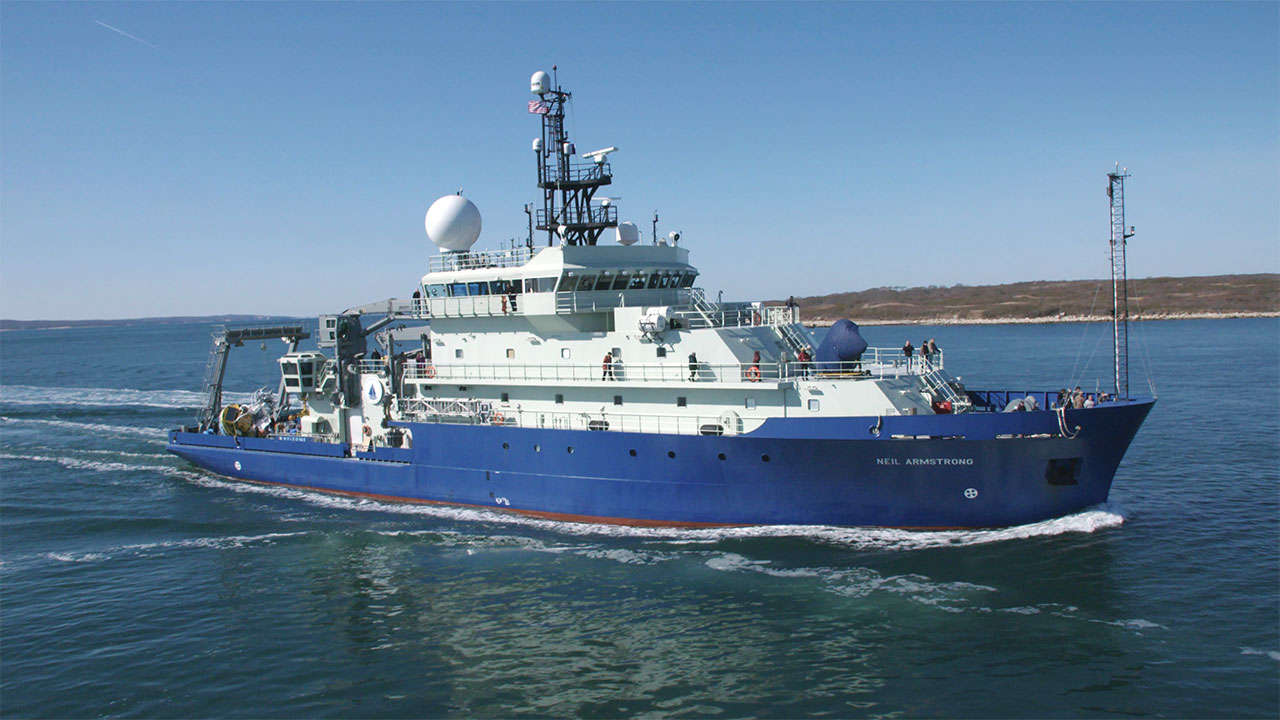R/V Neil Armstrong
