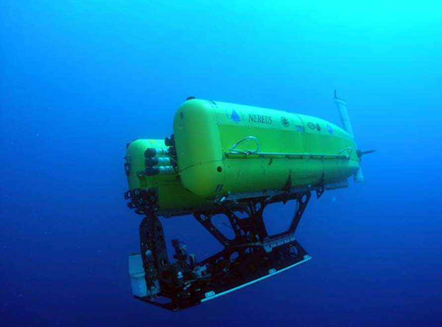 Exploring One of the Deepest Ocean Trenches