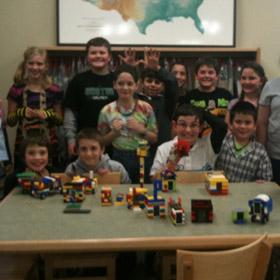 Bournedale Lego Club